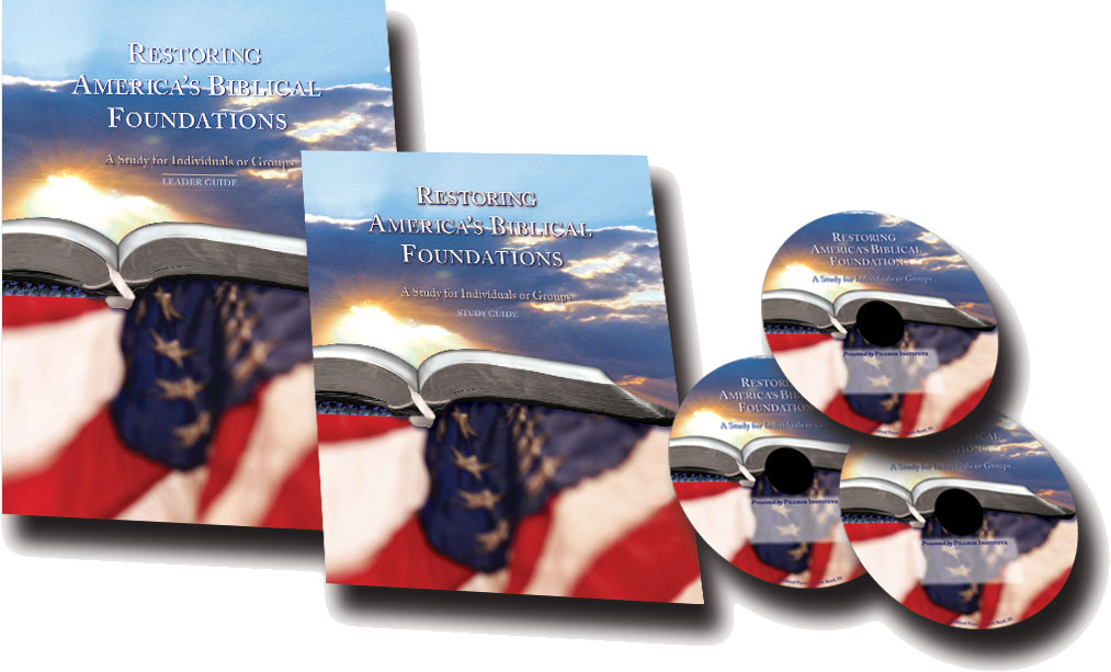 Restoring America's Biblical Foundations kit